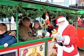 Sutter til julemanden