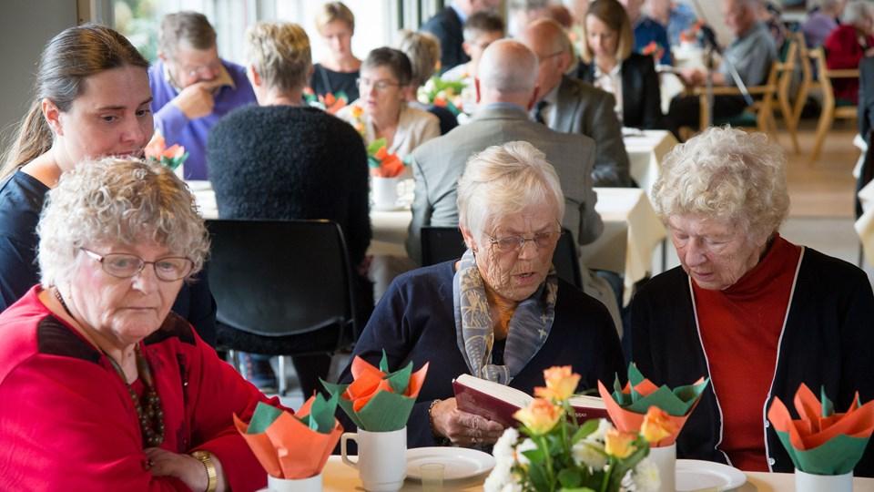 Plejehjemsbeboere - her på Johan Riis Minde i Nykøbing - har i mange tilfælde fået en grim og uberettiget forskrækkelse over kommunens brev.Arkivfoto. Bo Lehm