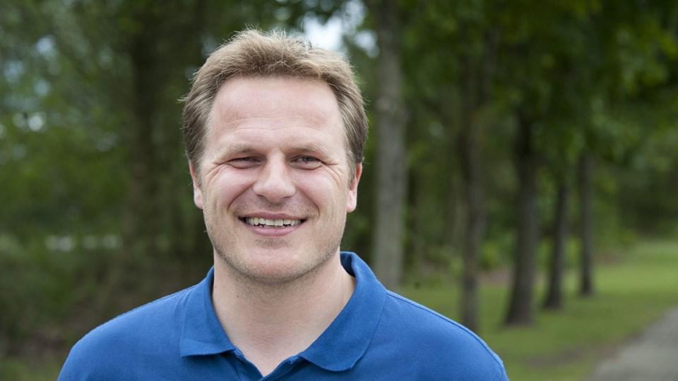 Jakob Ryttersgaard - begynder i dag at forberede nødplan.