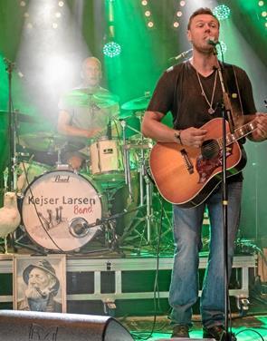 Læserpris: Kejser Larsen Band er igen blevet nomineret
