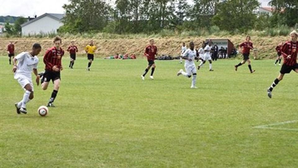 De svenske hold boykotter Dana Cup i Frederikshavn til fordel for lignende turneringer i hjemlandet.ARKIVFOTO: Bent Jakobsen