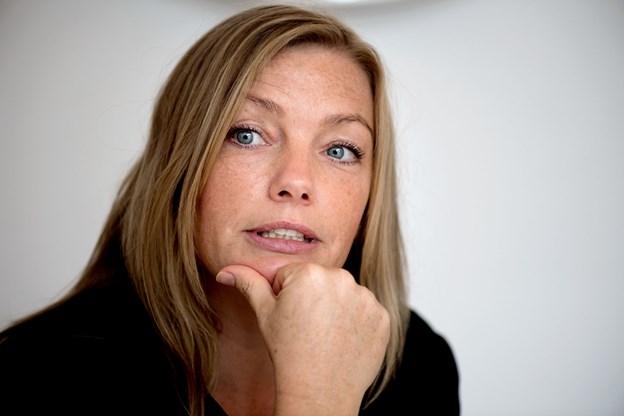 Anne Helene Kahr Thomsen og Torben Hansen