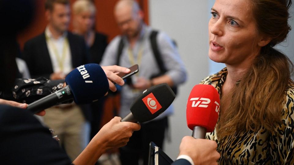 Ellen Trane Nørby har meldt sig som kandidat til posten som næstformand i Venstre. Dermed udfordrer hun Inger Støjberg, der også tidligere har meldt sit kandidatur, til et kampvalg på partiets landsmøde 21. september.