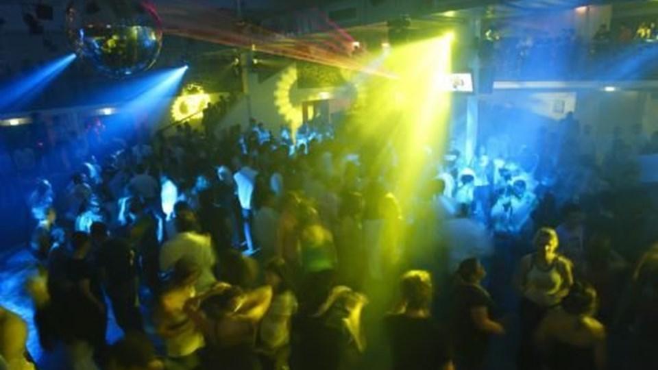Diskotek Foto: Free/Www.colourbox.com