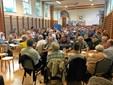 Over 120 mødte op: Borgere vil overtage landsbykøbmand