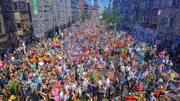 Rekordernes år: Stor stigning i omsætning på karneval