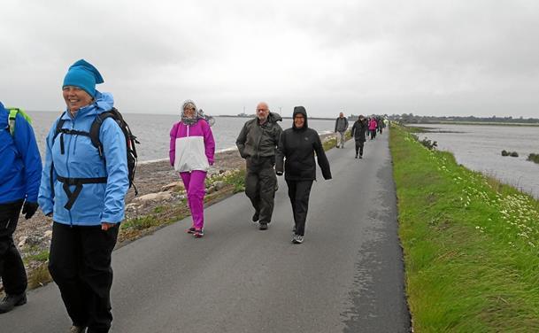 Pilgrimsvandring til Gjøl