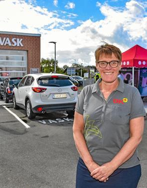 Så kan bilen blive vasket i Vilsund
