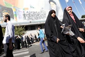 Iran lukker 547 restauranter for at bryde islamiske regler