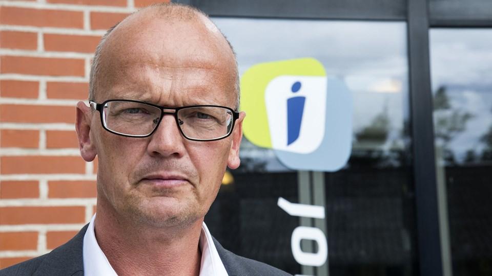 Arbejdsmarkedschef i Hjørring Kommune, Michael Duus mener, at kritikken fra beskæftigelsesministeren er skudt forbi. Arkivfoto: Kim Dahl Hansen