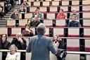 Tidligere elever ved eternitten frygter lungehindekræft : Professor gav svar på deres spørgsmål