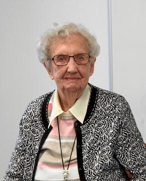 100 årige Lilly Thomsen fortalte om sit liv