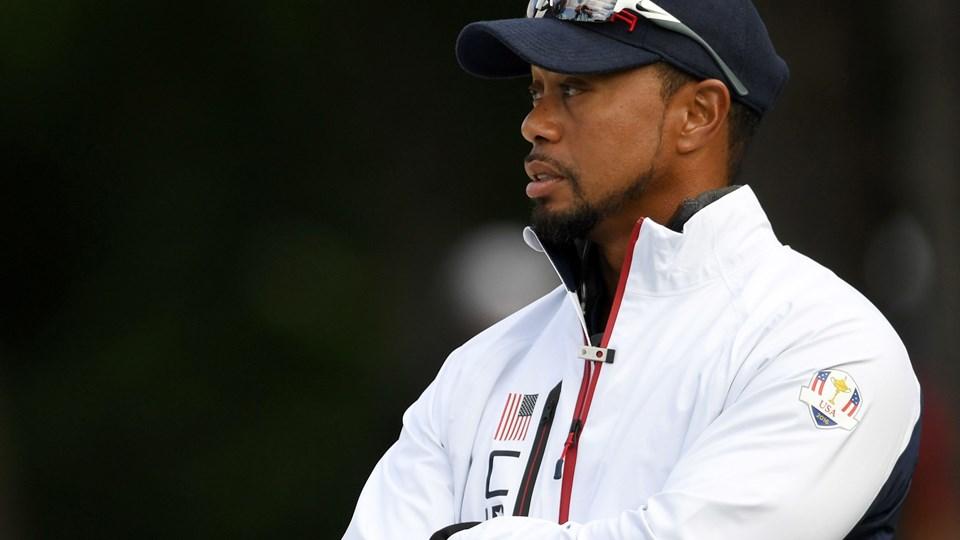 Tiger Woods Foto: Scanpix/Usa Today Sports