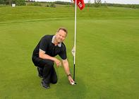Rekord: Lavede Hole in One to gange