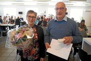 40 års jubilæum på samme arbejdsplads i Løgstør
