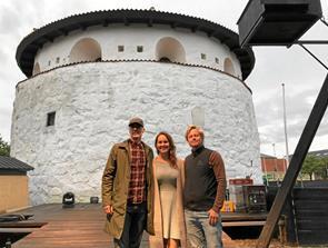 Dejligt gensyn med Frederikshavn