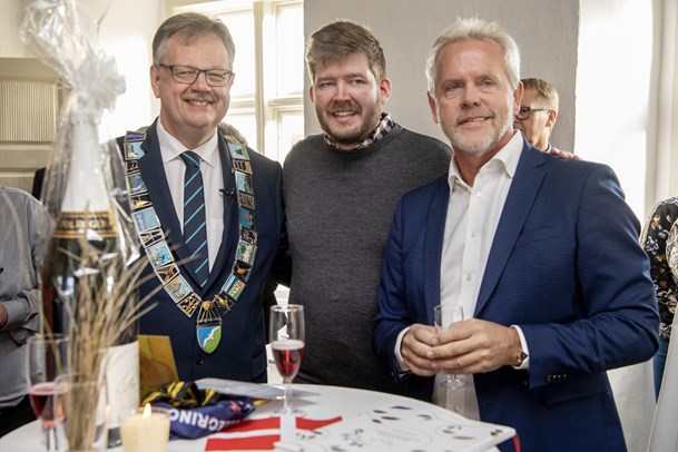 Svinkløv-kok blev fejret med bravur på Bratskov