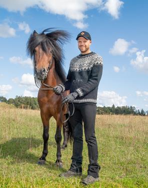 Hest og rytter fra Jerslev vandt VM