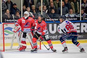 Overfald sendte Odense-spiller på hospitalet med et brud og en hjernerystelse