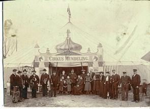 De rejsende folk i 1800-tallet