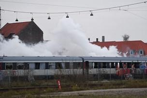 Fire børn erkender at stå bag brand i togvogne