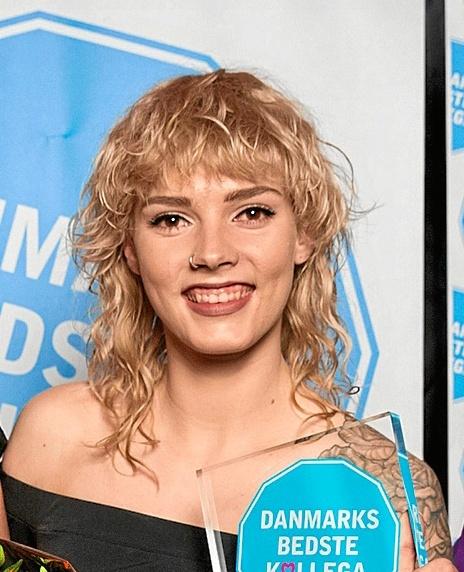 Kåring: 21-årige Regitse fra Thisted er Danmarks bedste kollega
