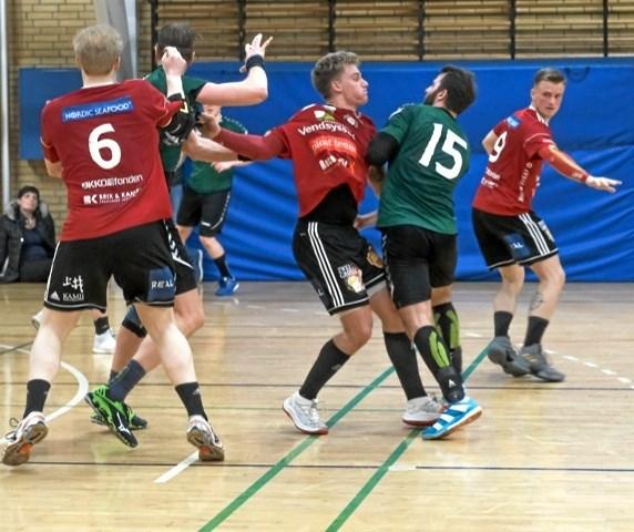 Hjørring Håndbold et skridt nærmere 2. division