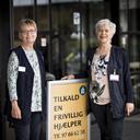 Slut med p-stress: Henny og Tove tager sig af patienten - du finder en p-plads