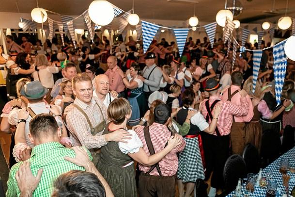 Tyrolerfest på Gæstgivergaarden