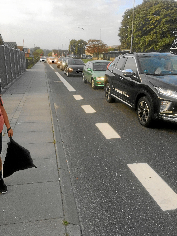 Morten bor midt i trafikkaos i Frederikshavn: - Ingen lytter til os