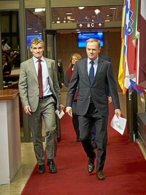 Rådgiver for EU's præsident taler på DS Arena