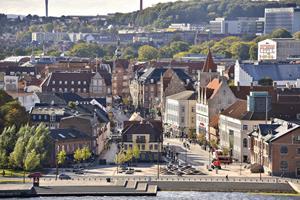 Aalborg har vundet flest arbejdspladser på udflytning