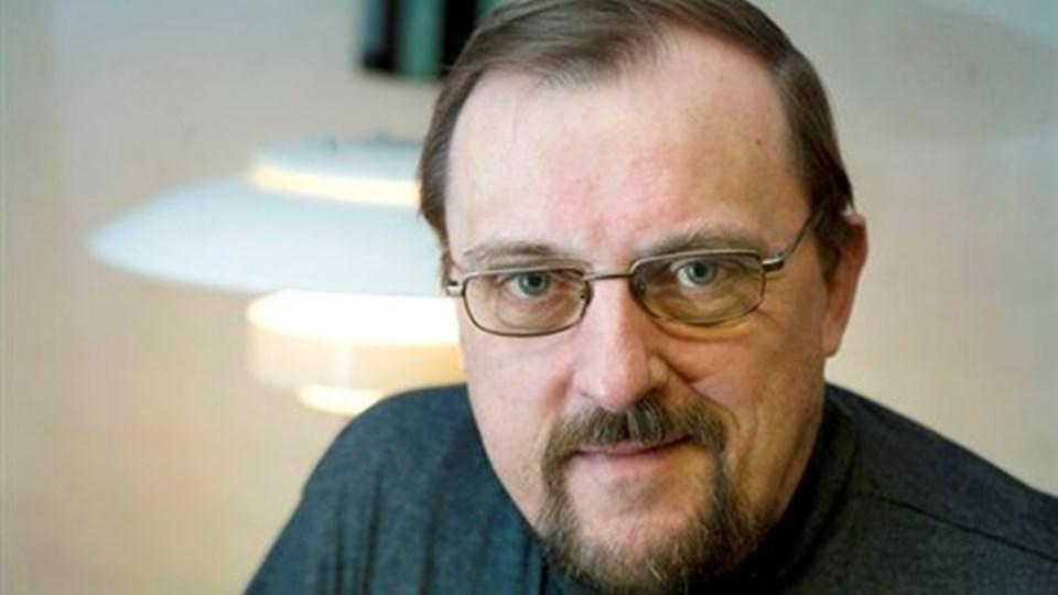 John E. Sørensen håber, at landsbyrådet og Rebild Kommune sammen kan sikrer bedre mobilforbindelser. Arkivfoto: Grete Dahl