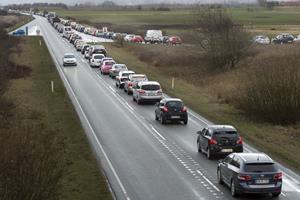Borgmestre kæmper for bedre vej fra Hanstholm til Herning: - Ole Birk var lydhør og velforberedt