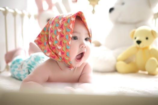 Babyer udvikler sig gevaldigt med legetøj