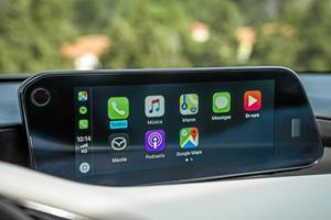 Bilen advarer mod træthed eller sms'er