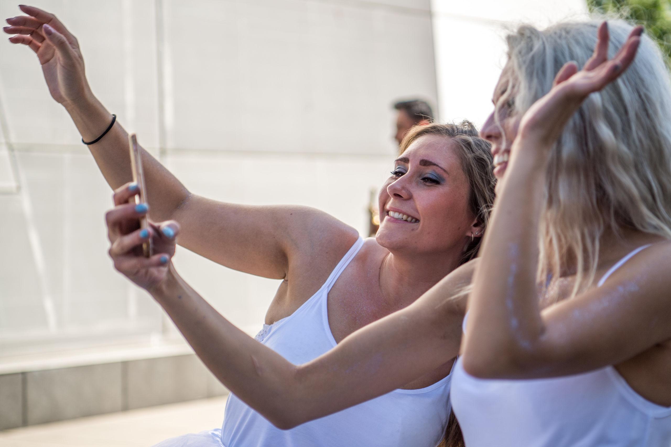 Bare gå selfie-amok: Telenor opsætter ekstra mast til karneval
