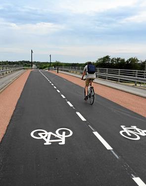 Kom nemmere på cykel mellem Gug og Skalborg