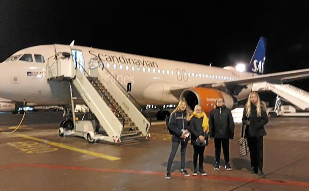 Tornby-elever til topmøde i København