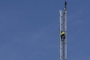 Testcenter med vokseværk - 250 meter høje målemaster