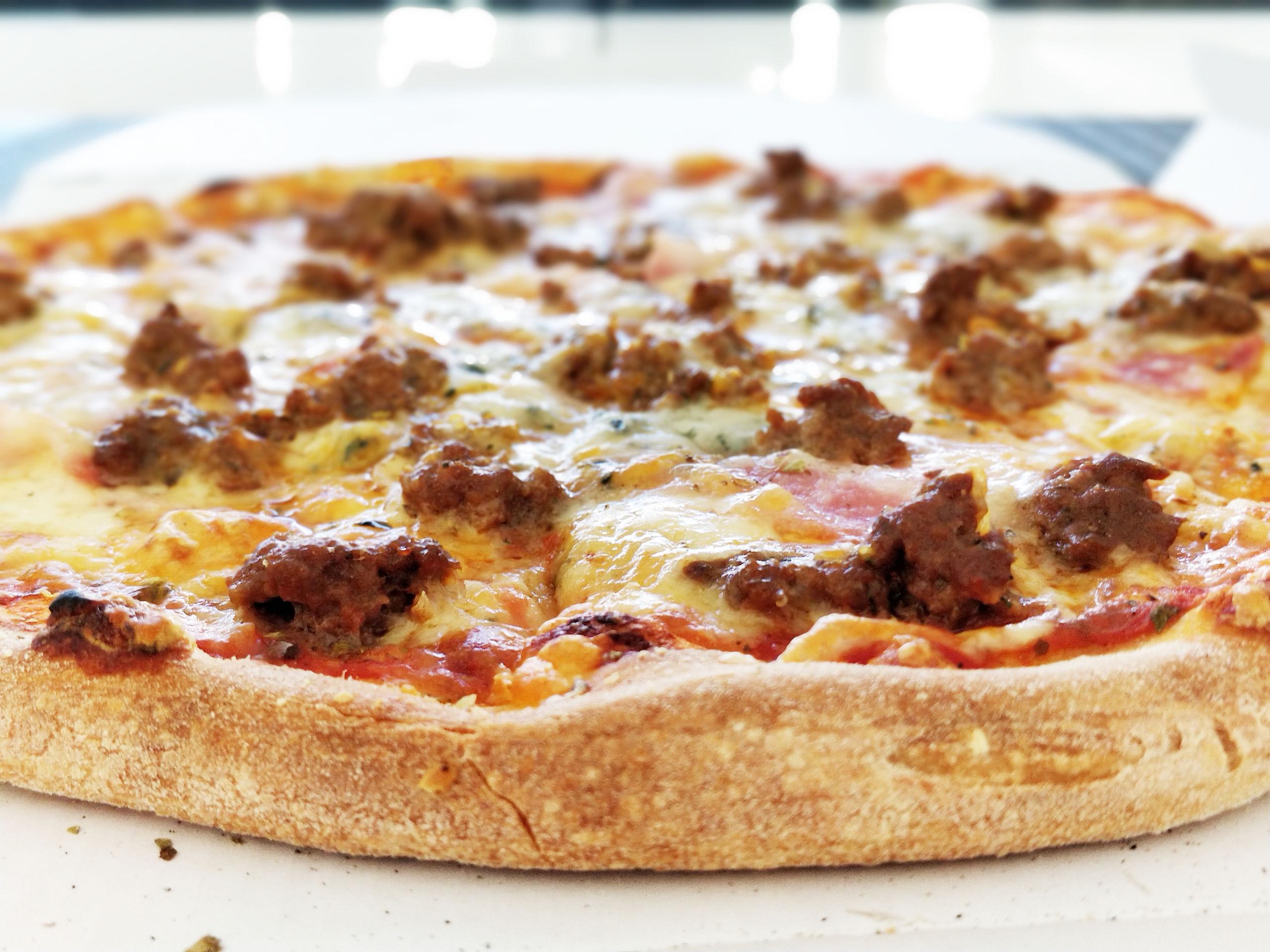 Universitets-pizzeria skuffer: Stedet er gemt ... og smagen hurtigt glemt
