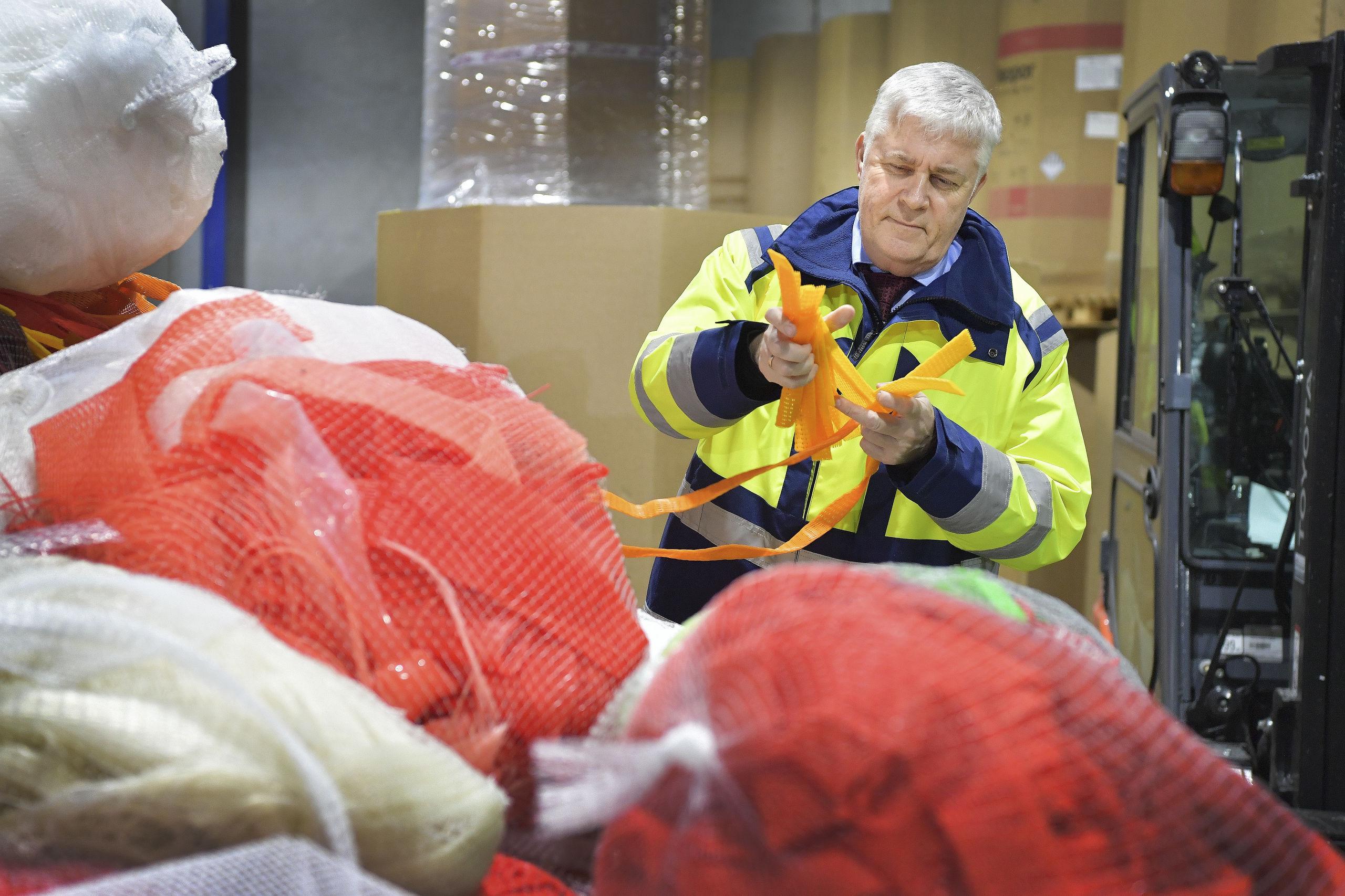 Virksomhed jubler: Genanvendelse af plastaffald er en god forretning
