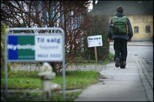 Tre nordjyske kommuner topper liste over de største forskelle på kvadratmeterpris