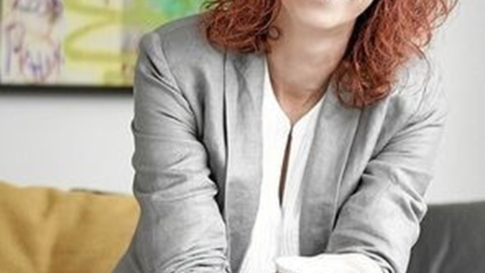 Anita Wodstrup Madsen kommer med inspiration til boligindretning.