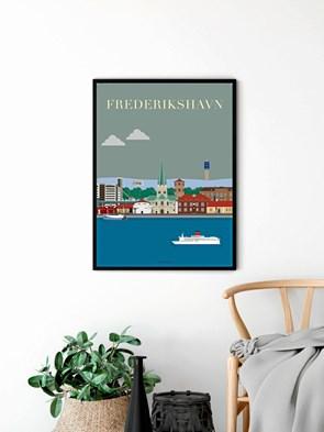 Frederikhavn på plakaten
