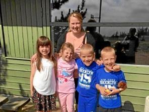 45 børn og voksne på ferie med Dansk Folkehjælp