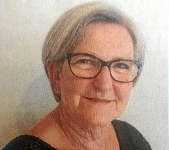 En af de frivillge er Inge Callesen fra Skagen.
