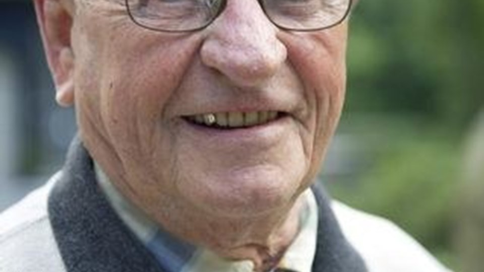 Henning Nielsen bliver 80 år i dag, fredag. Foto: Hans Ravn