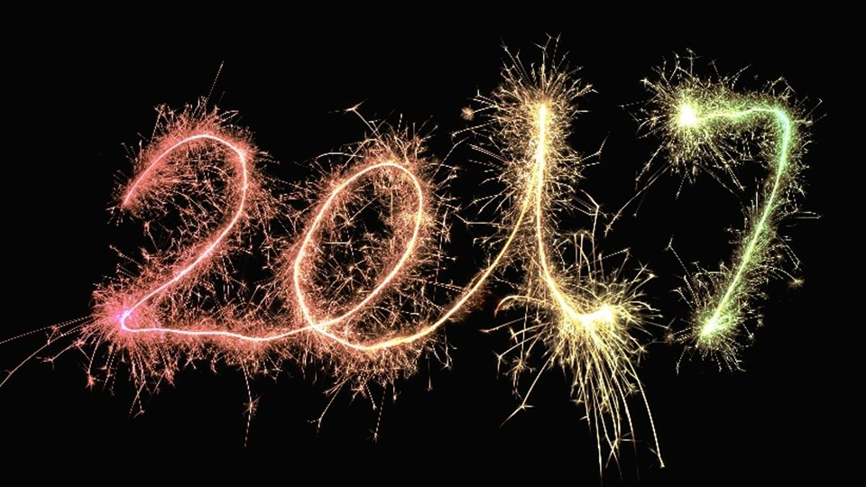 Nytårsaften lader vi det gamle år bag os og møder et nyt år med alle dets muligheder.