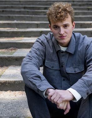 Aalborgs unge talent: Thomas drømmer om at leve af sin musik